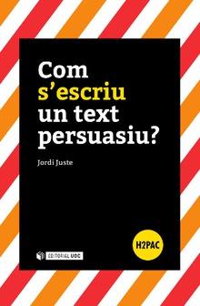 Com s'escriu un text persuasiu