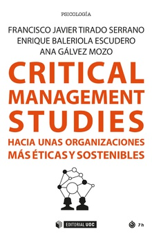 Critical Management Studies
