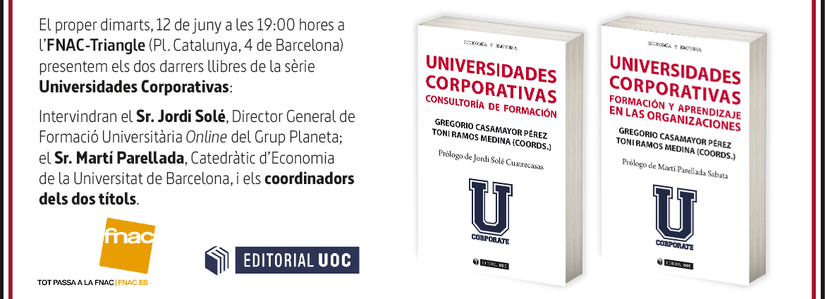 Universidades Corporativas a la FNAC Triangle